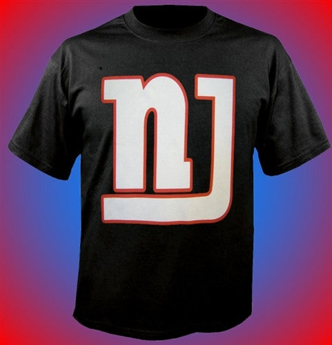 NJ Large Design T-Shirt