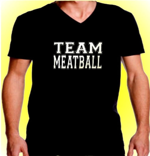 Team Meatball V-Neck