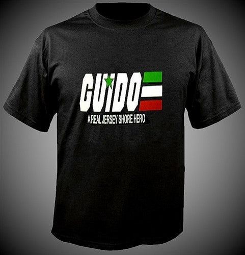 Guido - A Real Jersey Shore Hero  T-Shirt