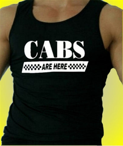 CABS Are Here Tank Top Men's