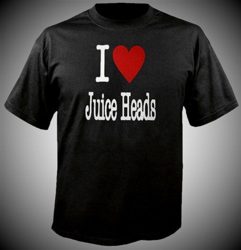 I Heart Juice Heads T- Shirt
