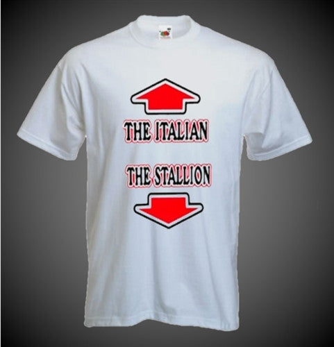 The Italian The Stallion T-Shirt