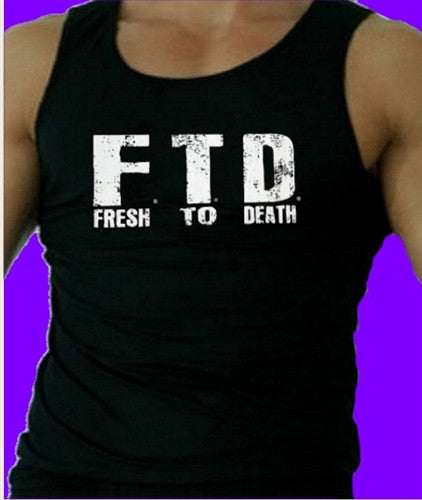 FTD Fresh To Death Tank Top Men's