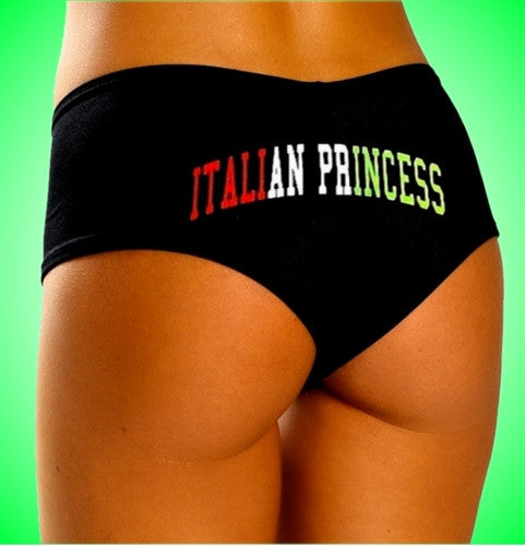 Italian Princess Booty Shorts
