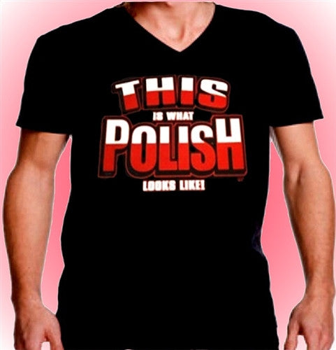 This Is What Polish Looks Like! V-Neck