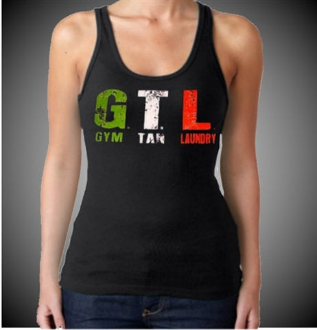 GTL Gym Tan Laundry Tank Top Women's