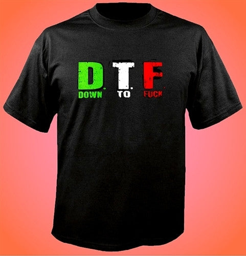 D.T.F. ITALIAN COLORS T-Shirt