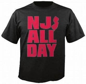 NJ All Day T-Shirt Hot Pink