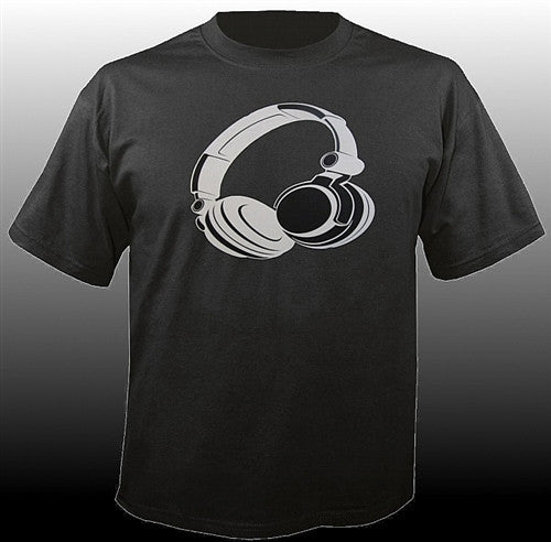 Headphones-Pauly D T-Shirt
