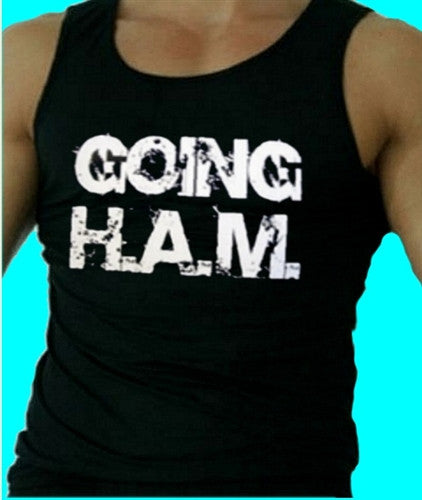 Going H.A.M.Tank Top Men's