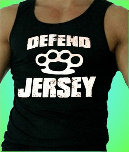 Defend Jersey Tank Top M