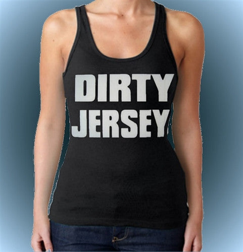 Dirty Jersey Tank Top W