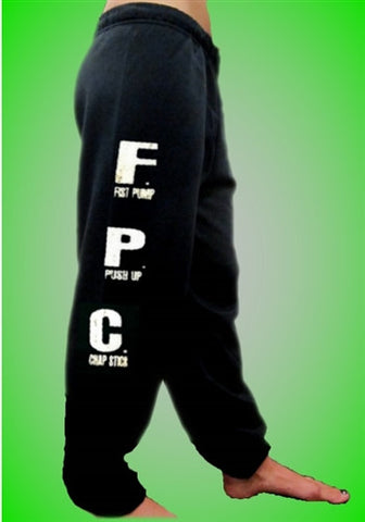 FPC Fist Pump Push Up Chap Stick Sweatpants
