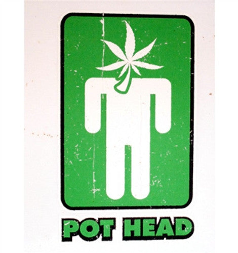 Pot Head Tank Top Women's