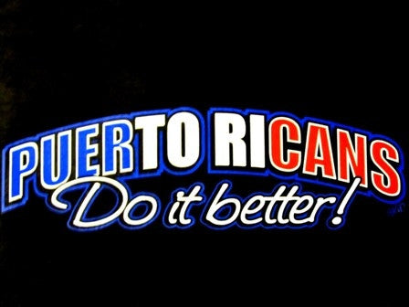 Puerto Ricans Do It Better Tank Top W