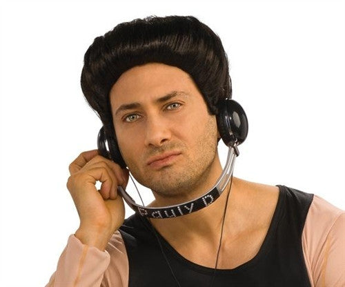 Pauly D Always Has His Headphones On Hand. Complete Your Jersey Shore Costume With These Pauly D Headphones.  Includes Plastic Headphones With Pauly D Written On The Top. This Is An Officially Licensed Jersey Shore Product.