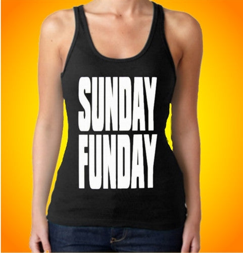 Sunday Funday Tank Top Women's