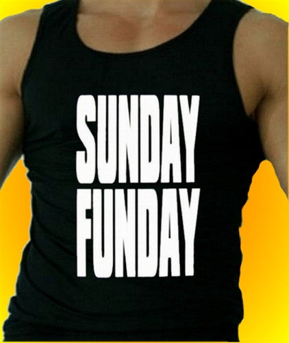 Sunday Funday Tank Top Men's