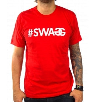 Pauly D SWAGG T-Shirt Red