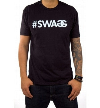 Pauly D SWAGG T-Shirt Black