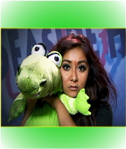 Snooki's Signature Crocodilly.