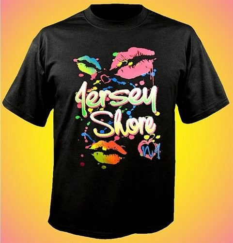 Jersey Shore Kisses T-Shirt