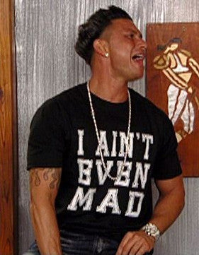 I Ain't Even Mad T-Shirt - as seen in the season 5 finale.