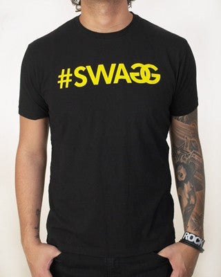 Pauly D SWAGG T-Shirt with Gold