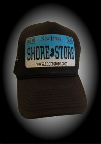 Shore Store License Plate Hat- One Size