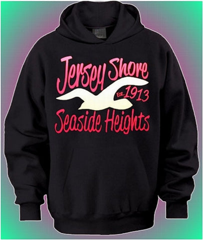Jersey Shore 1913 Seagull Hoodie 470