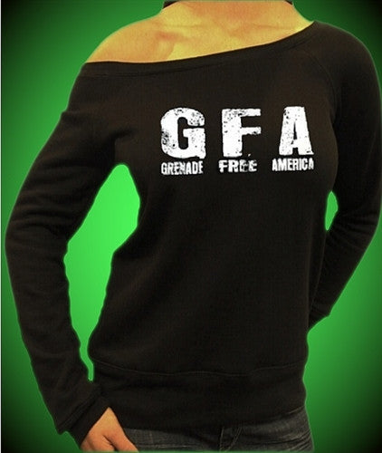 Grenade Free America Off The Shoulder 302