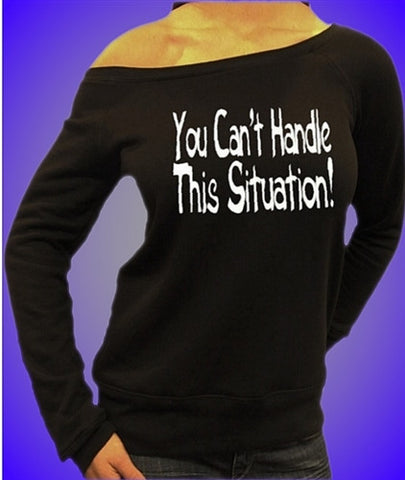 You Cant Handle This Situation! Off The Shoulders 426