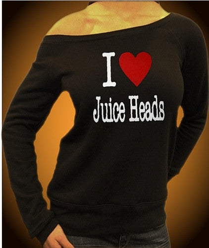 I Heart Juice Heads Off The Shoulder 31