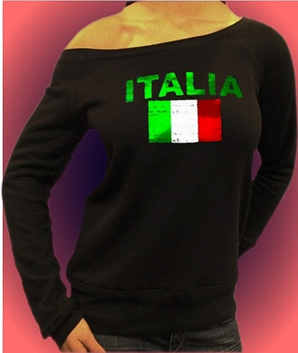 Italia Off The Shoulder 153