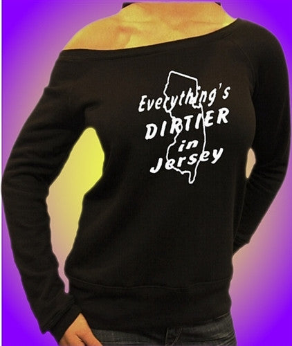 Everythings Dirtier Off The Shoulder 103