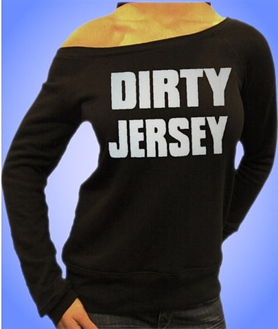 Dirty Jersey Off The Shoulder 101