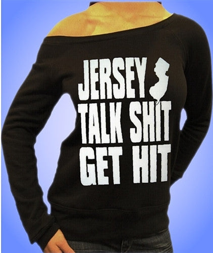 Jersey Talk Shit Get Hit Off The Shoulder 119