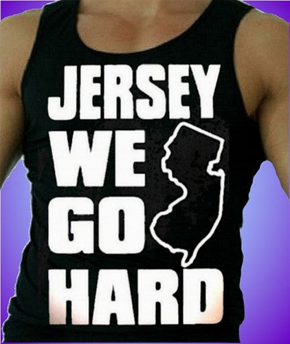 Jersey We Go Hard Tank Top M 118
