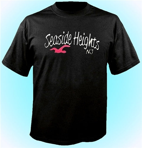Seaside Heights Seagull T-Shirt 476