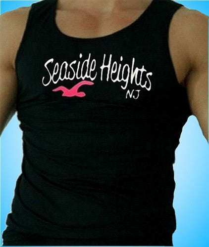 Seaside Heights Seagull Tank Top M 476