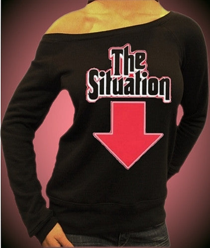 The Situation Arrow Off The Shoulder 91