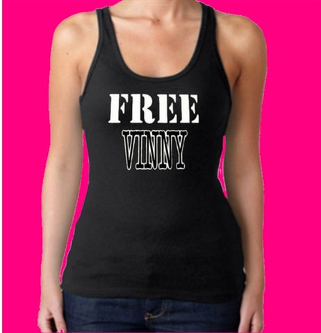 Free Vinny Tank Top Women's