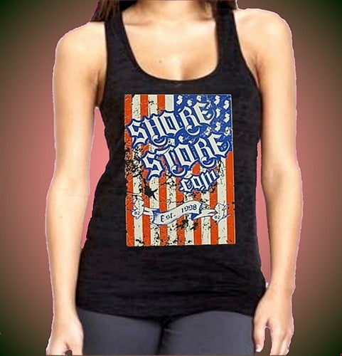 ShoreStore.com Burnout Tank Top W 373