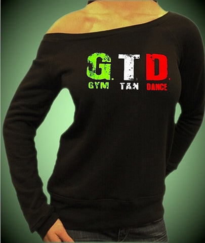 GTD Gym Tan Dance Off The Shoulder 330