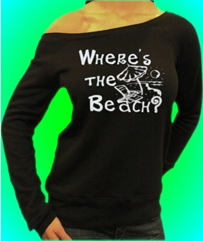Where's the Beach? Off The Shoulder