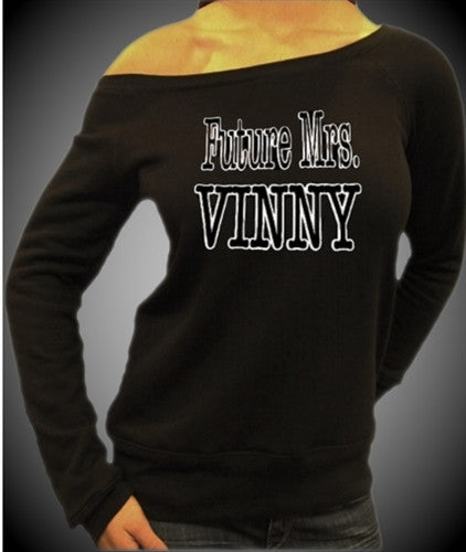 Future Mrs. Vinny Off The Shoulder