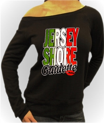 Jersey Shore Guidette Off The Shoulder