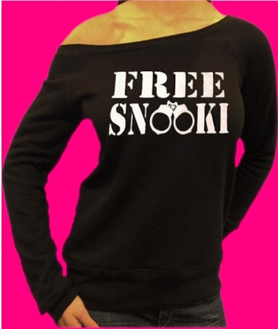 Free Snooki Off The Shoulder