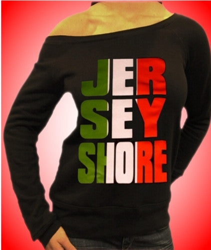 Jersey Shore Italian Off The Shoulder