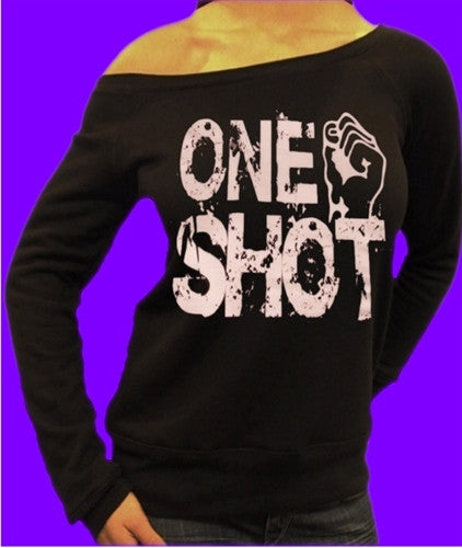 One Shot Off The Shoulder